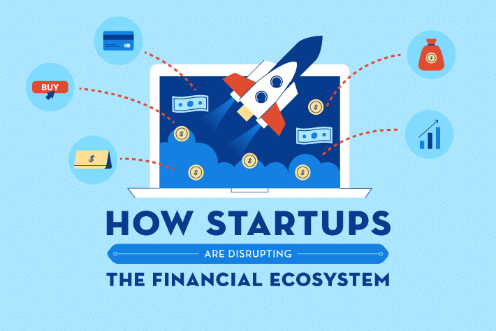 Startups in the Financial and Marketing Spheres